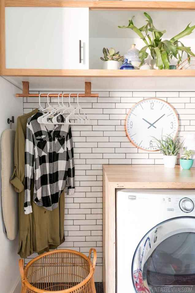 50 amazing vintage laundry rooms that will make you want to clean (50)