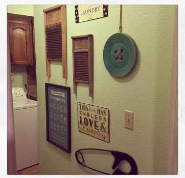 50 amazing vintage laundry rooms that will make you want to clean (8)