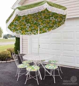 50 cool vintage patio ideas (49)