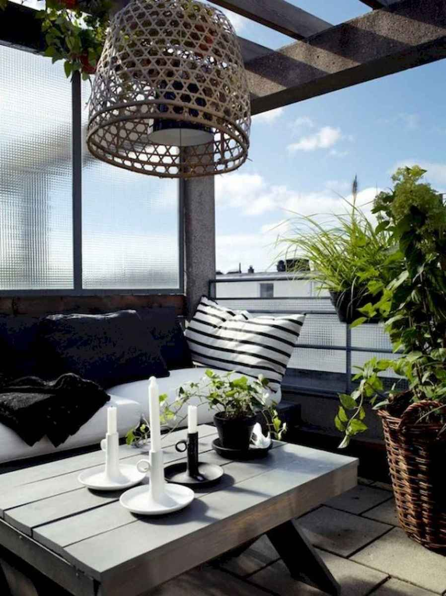 50 scandinavian porch makeover and a relaxing date night on the deck (13)