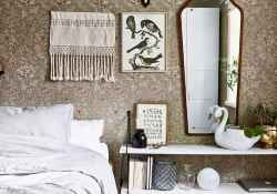 50 simply amazing vintage bedroom inspired ideas (47)