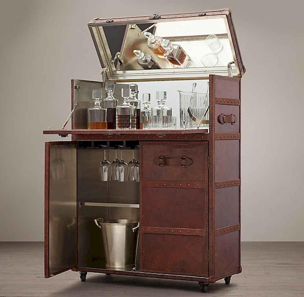 50 vintage bar decor ideas (32)