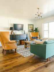 60 amazing eclectic style living room design ideas (1)