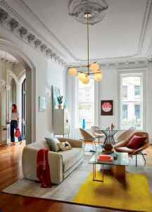 60 amazing eclectic style living room design ideas (17)