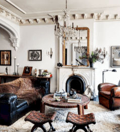 60 amazing eclectic style living room design ideas (54)