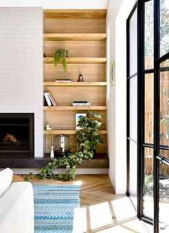 60 awesome eclectic fireplace ideas (11)