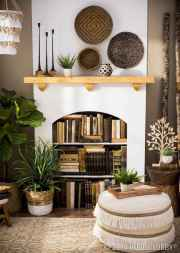 60 awesome eclectic fireplace ideas (39)