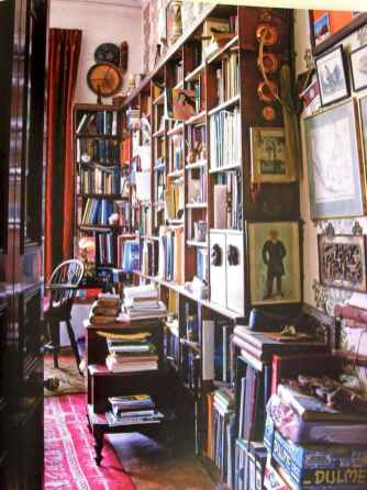 60 awesome ideas vintage library (12)
