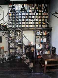 60 awesome ideas vintage library (19)