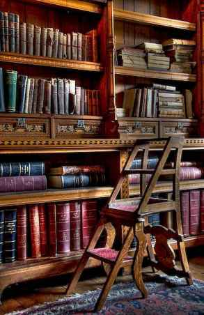 60 awesome ideas vintage library (20)