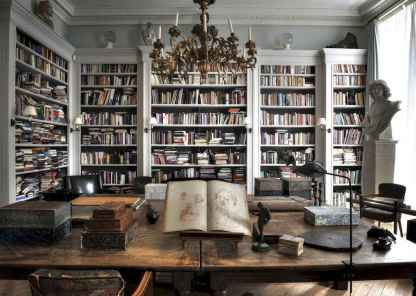 60 awesome ideas vintage library (35)