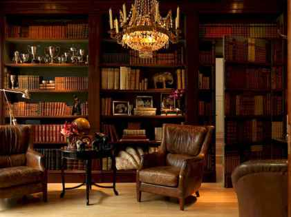 60 awesome ideas vintage library (52)