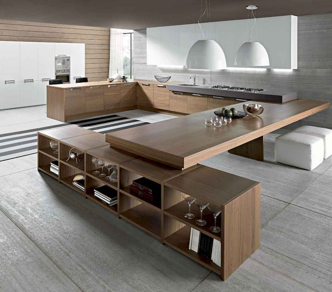 60 awesome modern kitchens from top designers (6)