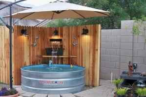60 beautiful eclectic backyard decor (19)