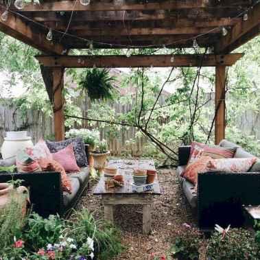 60 beautiful eclectic backyard decor (22)