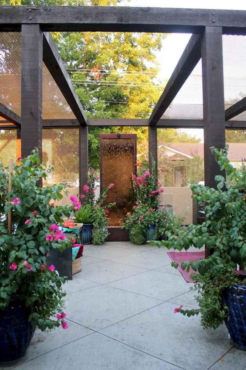 60 beautiful eclectic backyard decor (32)