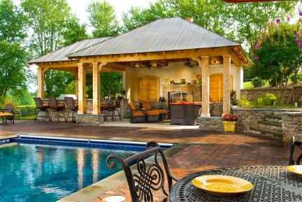 60 beautiful eclectic backyard decor (39)