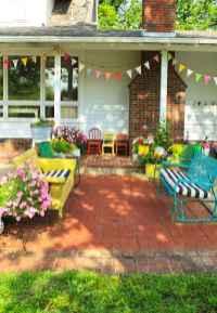 60 beautiful eclectic backyard decor (40)