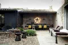 60 beautiful eclectic backyard decor (57)