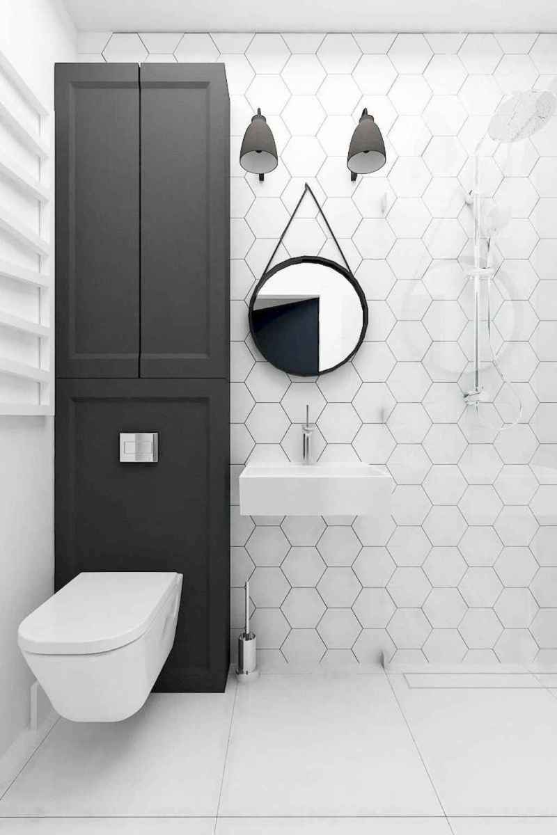 60 beautiful eclectic bathrooms to inspire you (46)