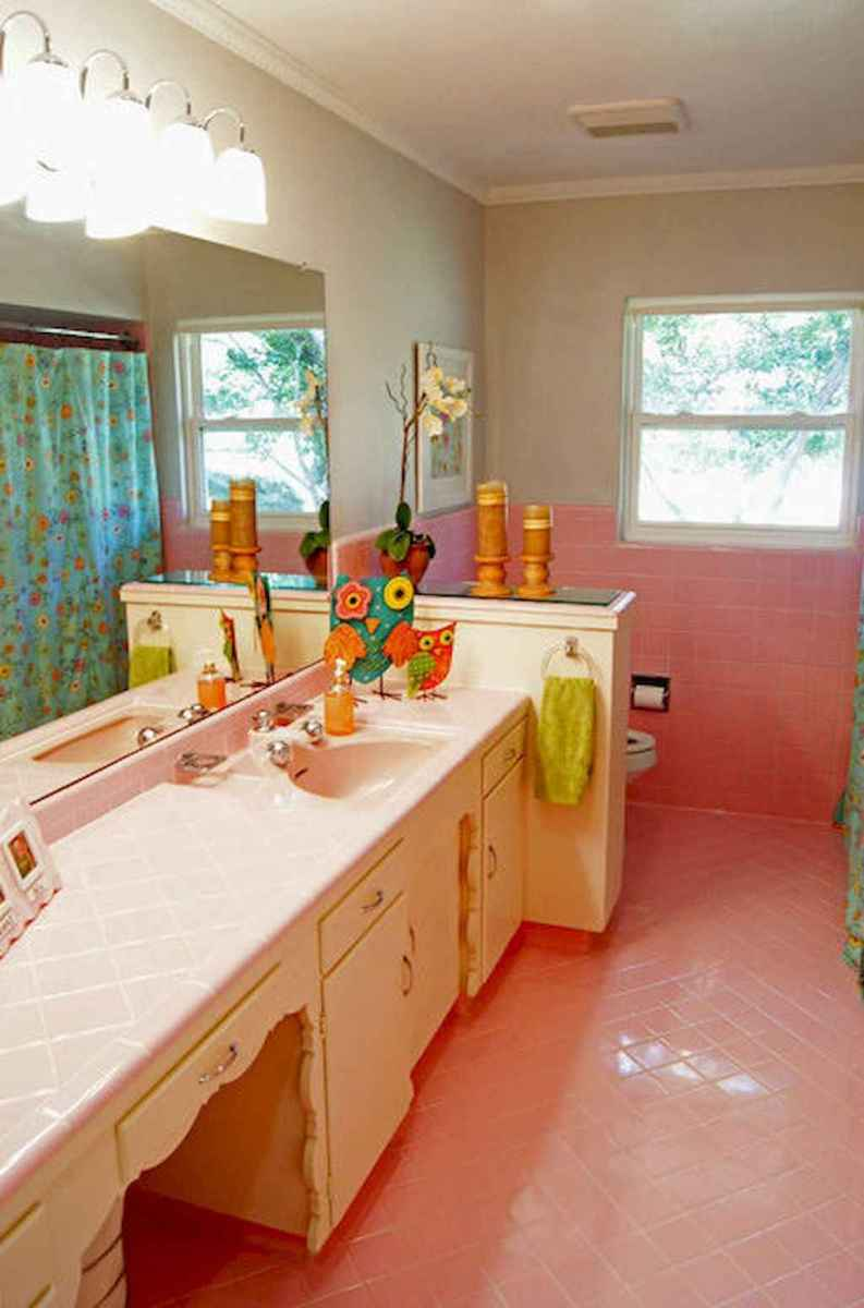 60 beautiful eclectic bathrooms to inspire you (52)