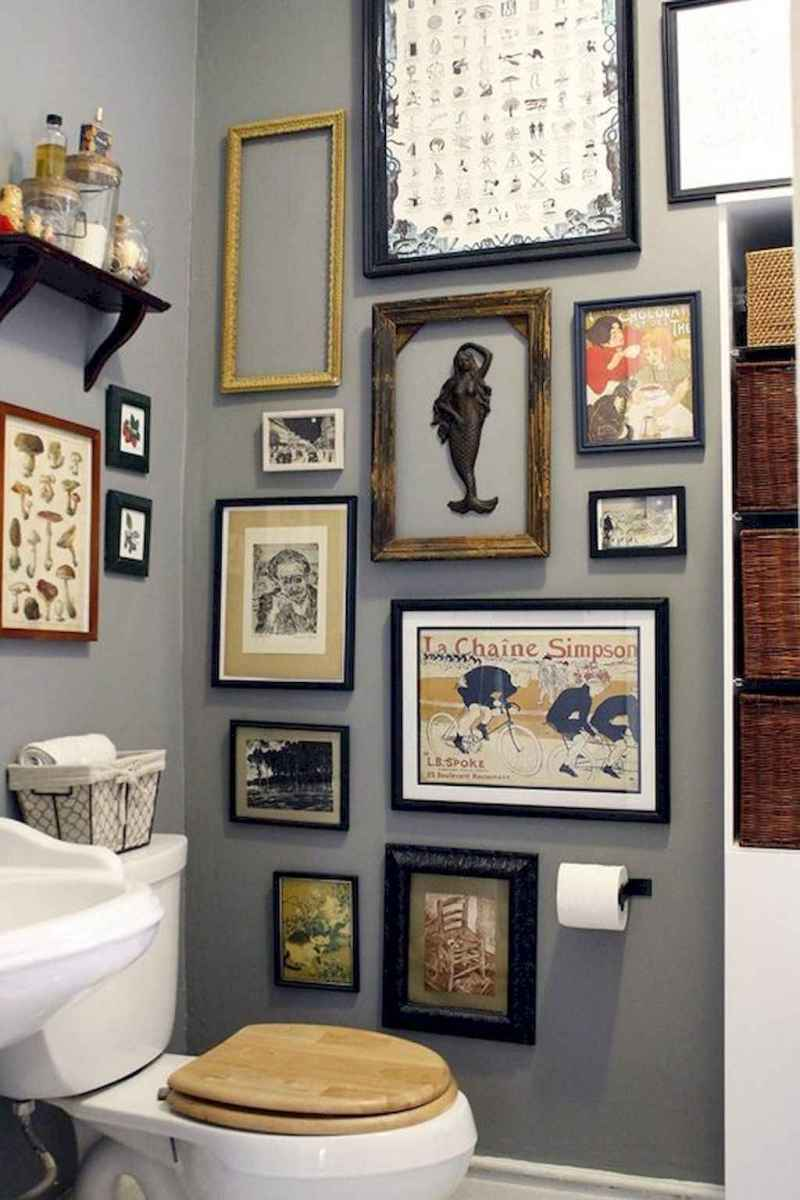 60 beautiful eclectic bathrooms to inspire you (58)