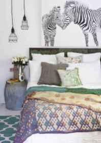 60 beautiful eclectic bedroom (45)