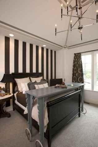 60 beautiful eclectic bedroom (52)