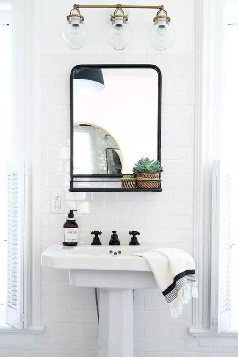 60+ beautiful vintage powder room ideas (21)