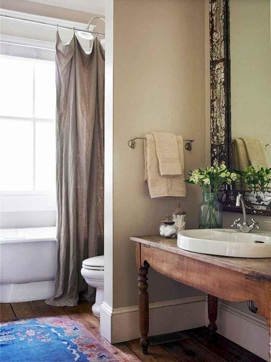 60+ beautiful vintage powder room ideas (39)