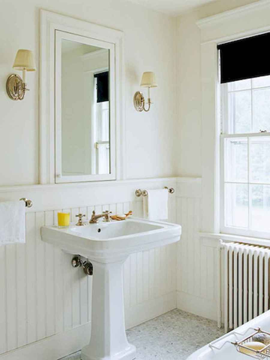 60+ beautiful vintage powder room ideas (42)