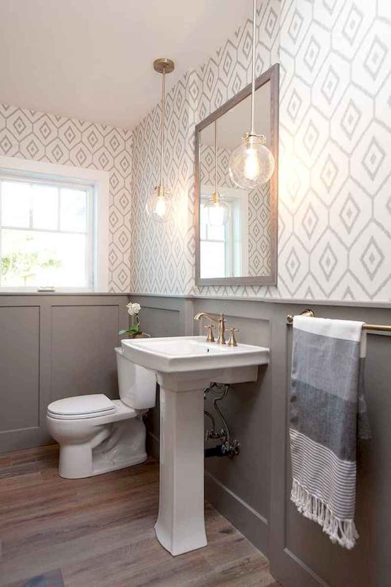 60+ beautiful vintage powder room ideas (47)