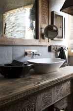 60 cool rustic powder room design ideas (42)