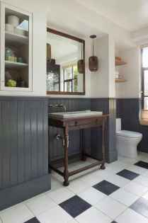 60 cool rustic powder room design ideas (5)