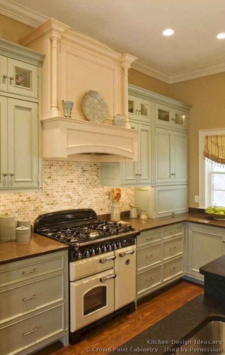 60 great vintage design ideas for your kitchen (31)