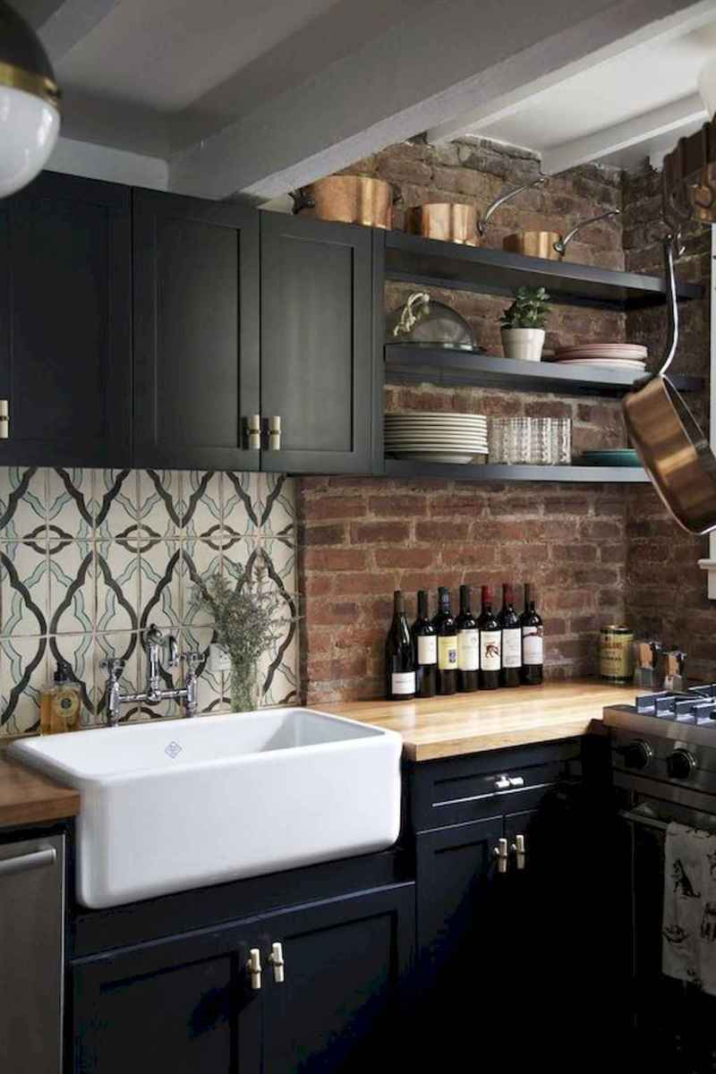 60 great vintage design ideas for your kitchen (34)