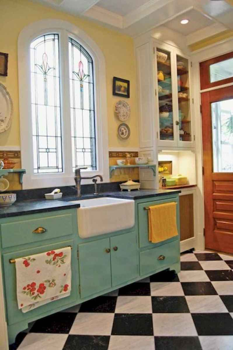 60 great vintage design ideas for your kitchen (46)