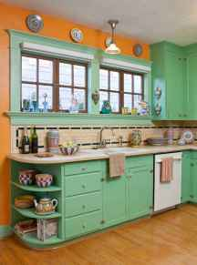 60 great vintage design ideas for your kitchen (50)