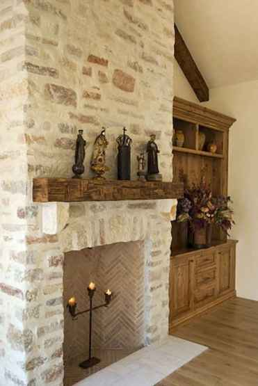 60 ideas about rustic fireplace (14)