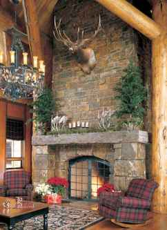 60 ideas about rustic fireplace (24)