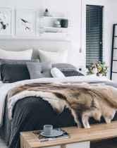 60 popular scandinavian bedroom decorating ideas (15)