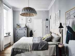 60 popular scandinavian bedroom decorating ideas (22)