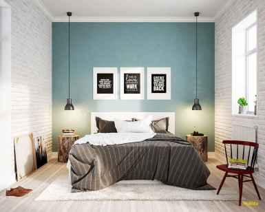 60 popular scandinavian bedroom decorating ideas (38)