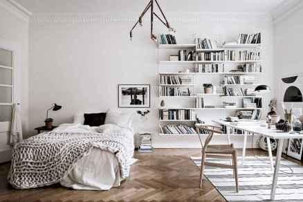 60 popular scandinavian bedroom decorating ideas (5)