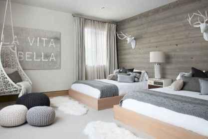 60 popular scandinavian bedroom decorating ideas (53)