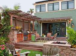 60 smart ideas for outdoor kitchens (10)