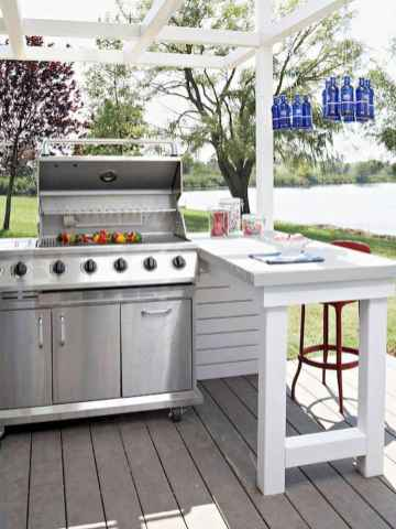 60 smart ideas for outdoor kitchens (20)