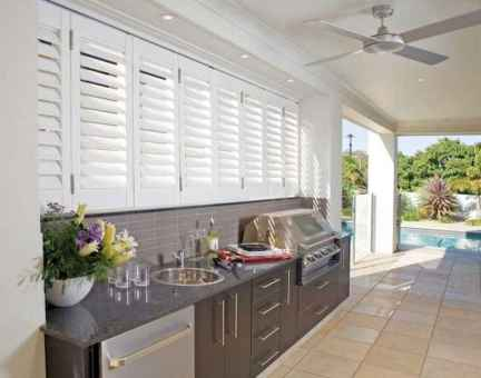 60 smart ideas for outdoor kitchens (44)