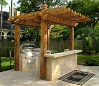 60 smart ideas for outdoor kitchens (47)