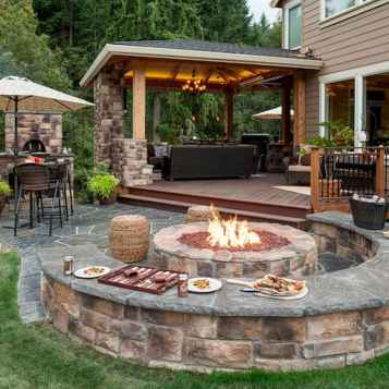 60 smart ideas for outdoor kitchens (56)